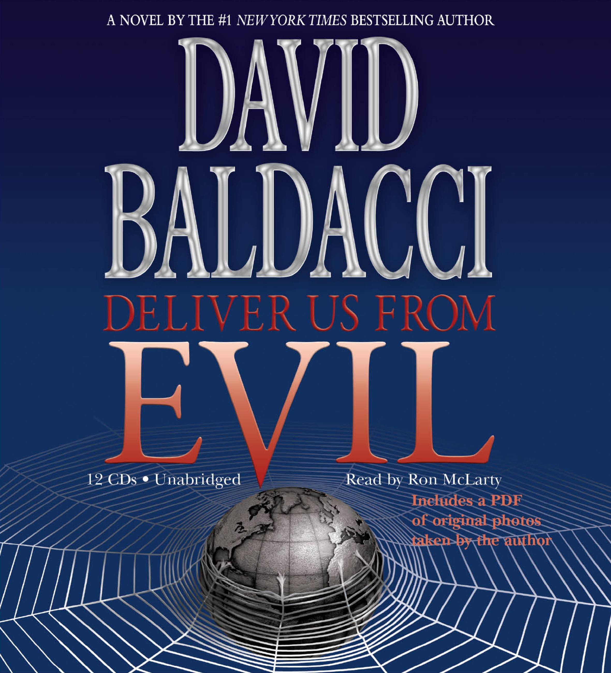 2381aa2d Deliver Us from Evil by David Baldacci   David Baldacci
