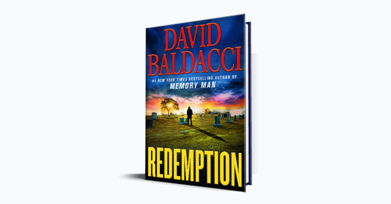Love Those Self Service Reserved Book >> Redemption By David Baldacci David Baldacci