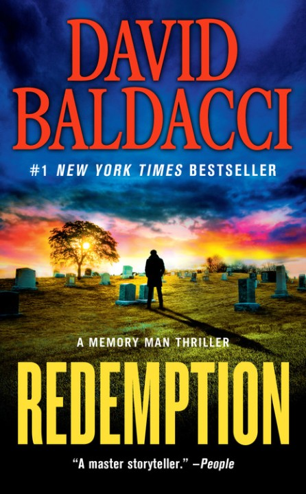 DAVID BALDACCI – AMOS DECKER SERIES | David Baldacci